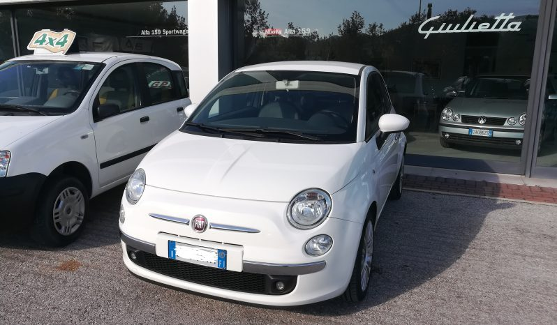FIAT 500 1.2 Lounge completo
