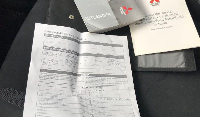 Mitsubishi Outlander 2.2 completo