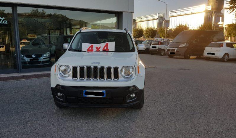 Jeep Renegade 2.0 4×4 completo