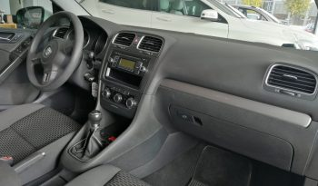 VW GOLF 1.6 TDI completo