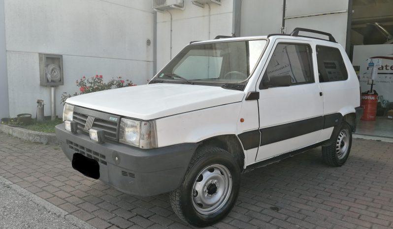 FIAT PANDA 4X4 completo